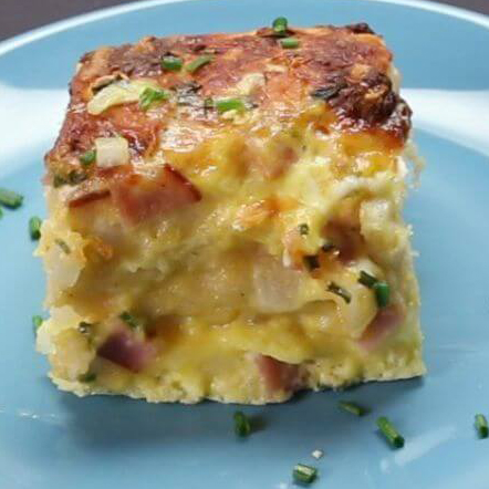 Recipes – Easy Brunch Bake