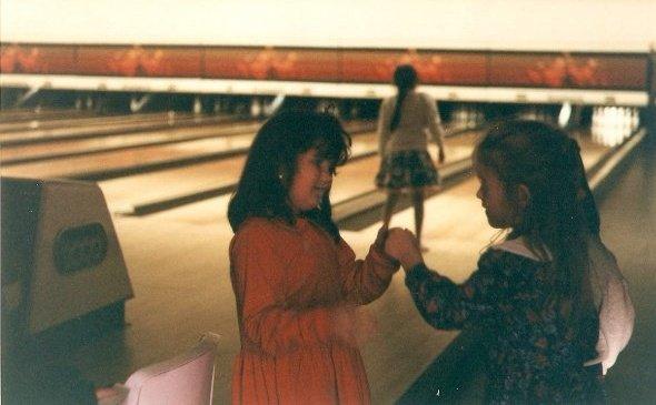 I was seven when…